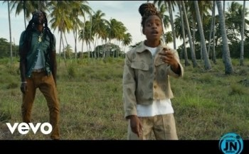 VIDEO: Koffee – Pressure (Remix) ft. Buju Banton